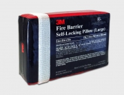 Fire Barrier Self Locking Pillow by 3M